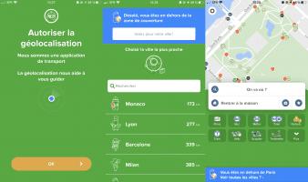 service client citymapper