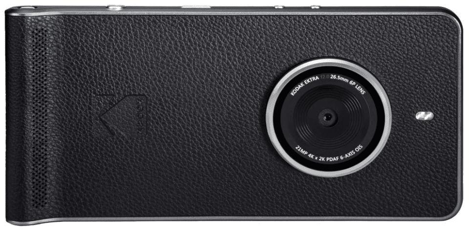 Comment contacter Kodak ?