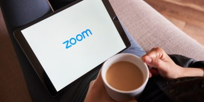 L'application Zoom