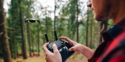 meilleurs drones pour smartphone