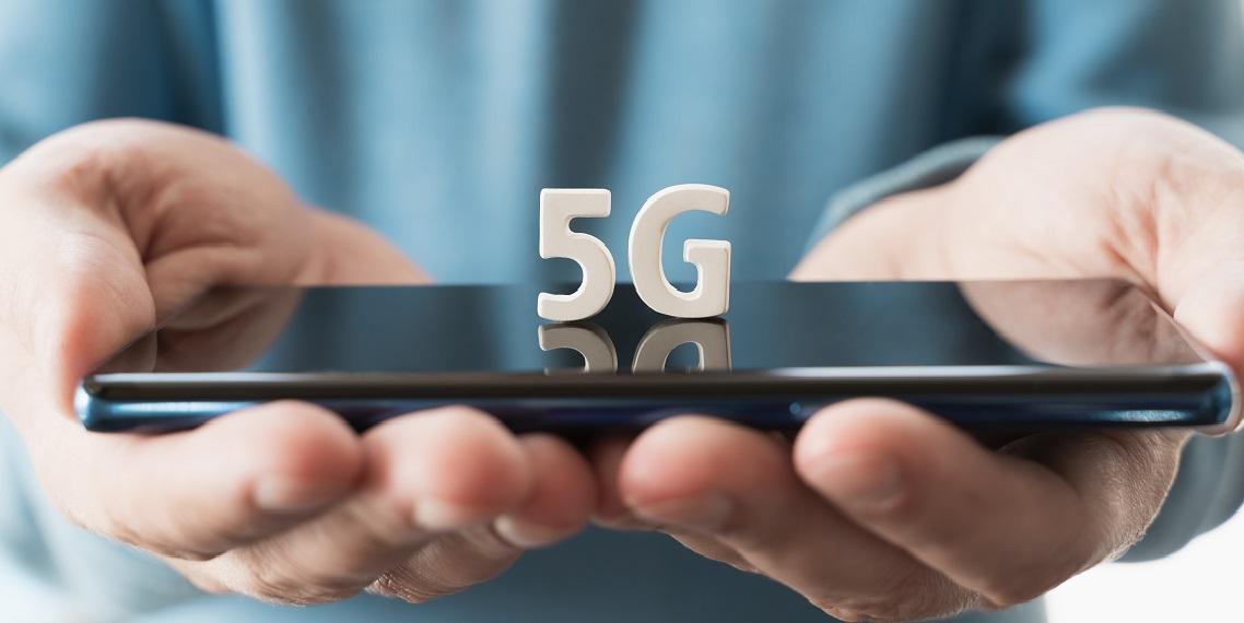 téléphone 5G