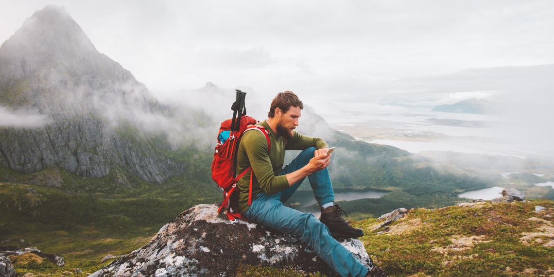 meilleures applications de randonnée